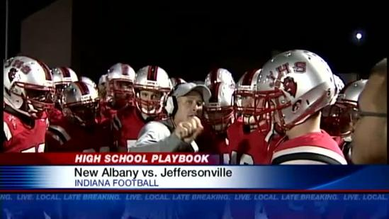 Jeffersonville gets big win at New Albany