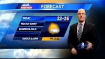 Another shot of wintry weather expected Friday