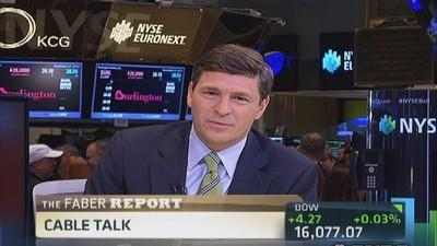 Faber Report: Cable talk