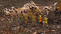 Hopes fade as 25th body found in Washington state mudslide