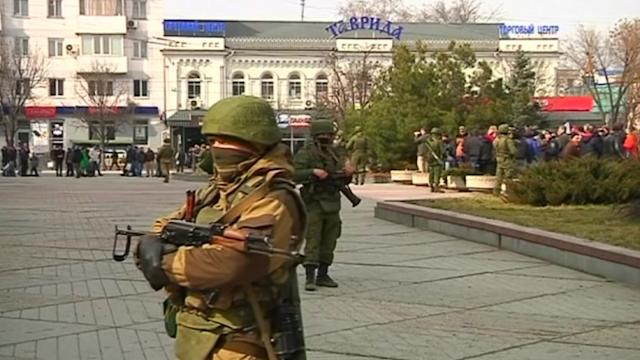 Putin submits proposal to parliament on using armed forces in Crimea