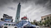 【HD影片】李冠儀 Andrea Lee X Mercedes-Benz 2017 極限越野體驗