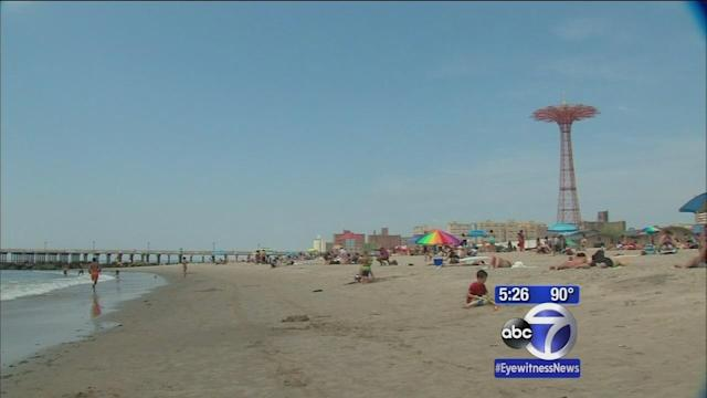 Officials warn swimmers about rip currents and water safety