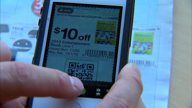 Tech Minute: How smartphones can end coupon-cutting