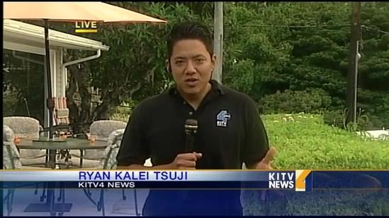 1 injured in early morning house fire in Kaneohe