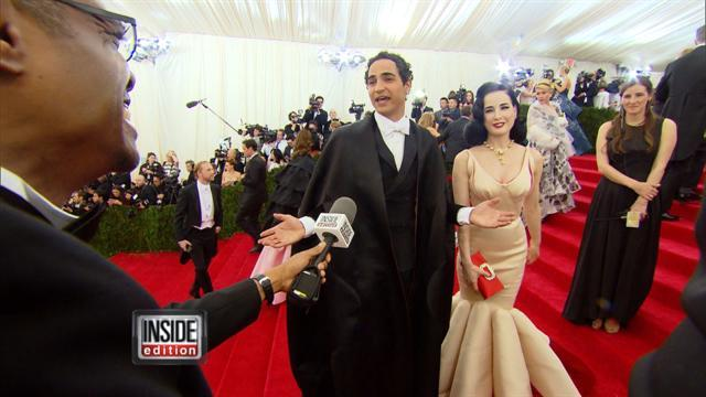 Glamour Overflows At Met Gala