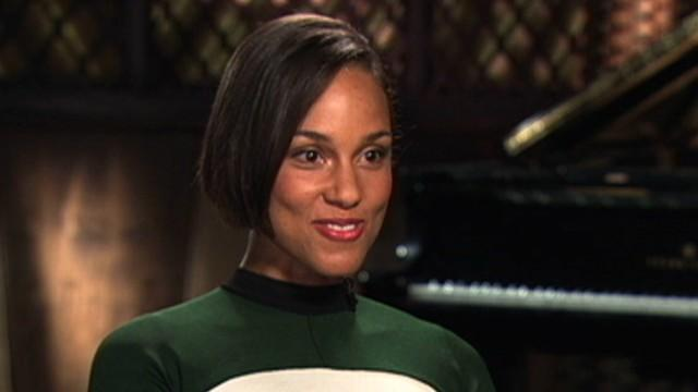 Alicia Keys Is the 'Girl on Fire'