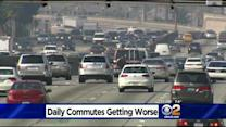 Study Confirms Traffic Is Getting Worse In Los Angeles