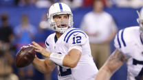 Fantasy season outlook - Andrew Luck