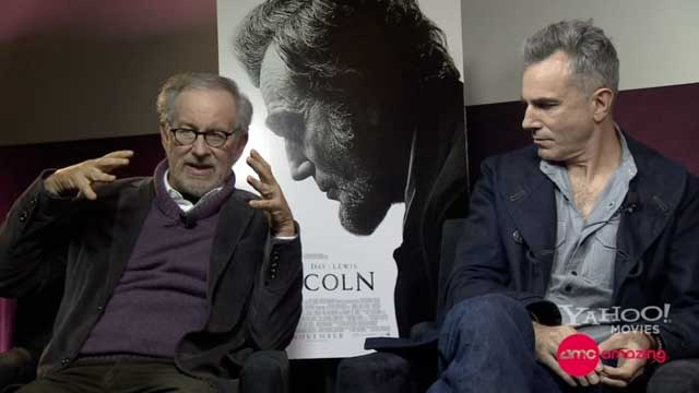 'Lincoln' Live Q&A with Steven Spielberg and Daniel Day-Lewis