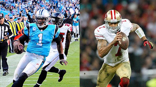 Cam vs Kaep - Who's showing more promise for the future?