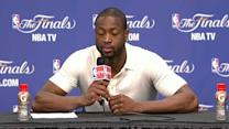 Press Pass: Dwyane Wade