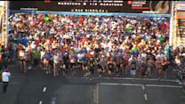 Website Tracks Marathon Runners