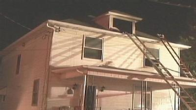 Lightning May Have Sparked House Fire