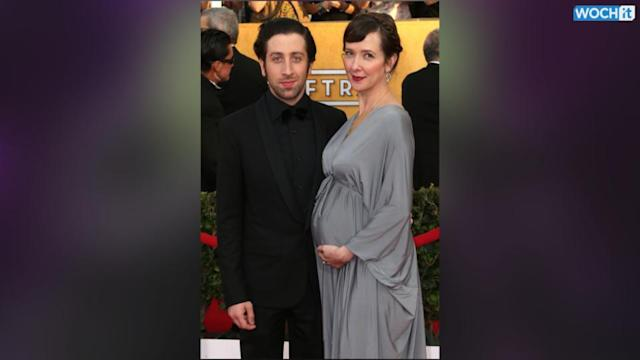 Big Bang Theory's Simon Helberg Expecting Second Child With Wife Jocelyn Towne