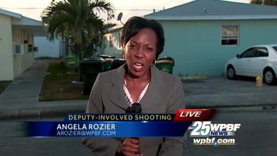 Neighbor recalls hearing gunshots in deputy-involved shooting
