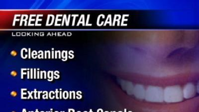 Oklahoma Group Offers Free Dental Care