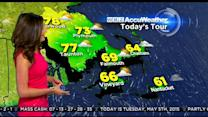 WBZ AccuWeather Morning Forecast For May 5