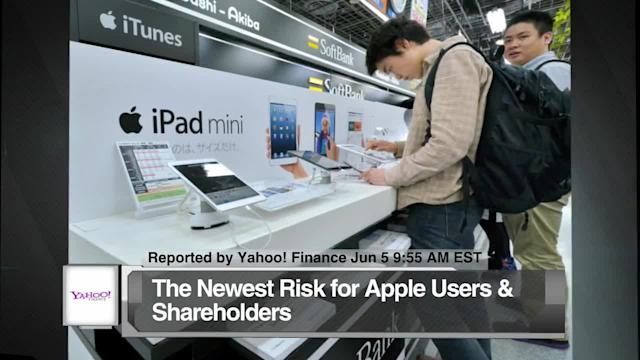 Latest Business News: The Newest Risk for Apple Users & Shareholders