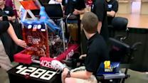 Md. teen robotics team takes on others in competition