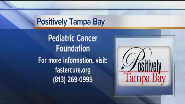 Positively Tampa Bay: Pediatric Cancer Foundation