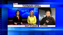 Students to take part in statewide tornado drill
