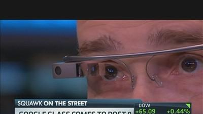 Would You Wear These Google Glasses?