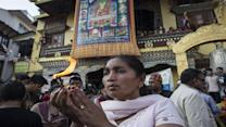 In Earthquake Aftermath, Nepal Marks Buddha's Birthday