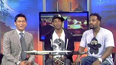 KITV4's Kenny Choi Interviews the Wayans Bros.