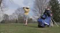 Widener champion golfer beating the odds