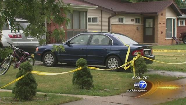 Addison stabbing leaves woman dead