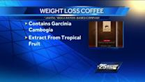 Weight-loss coffee now available in Boca Raton
