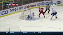 Nyquist speeds past defense and beats Reimer