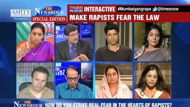 Debate: Make rapists fear the law - 4