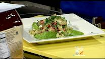 Rania's Recipes: Quinoa, Avocado and Shrimp Salad