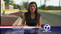 Shooting in Southeast Albuquerque