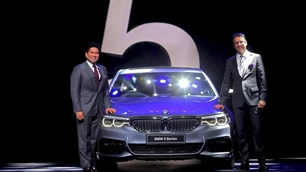BMW launches its flagship 7 series facelift in Indiarn