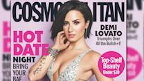 Demi Lovato Talks Exes & Cosmo Cover!