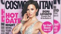 Demi Lovato Talks Exes & Cosmo Cover!