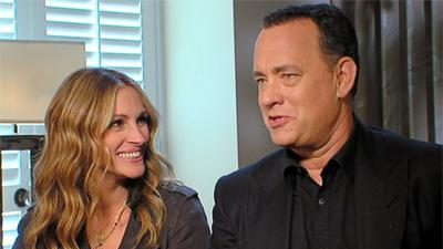 Julia Roberts And Tom Hanks Together Again In 'Larry Crowne'