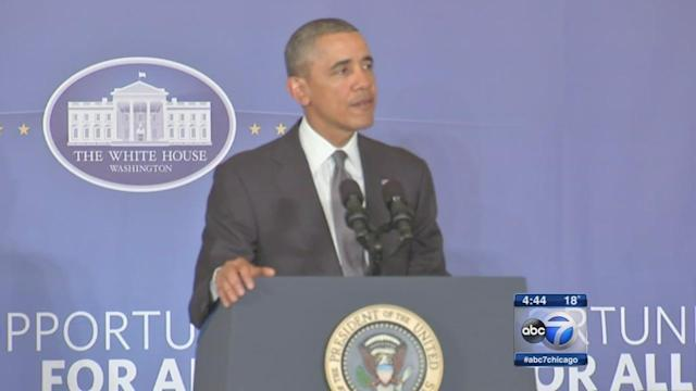 Chicago digital lab officially announced by Obama