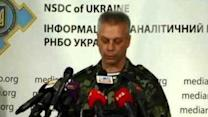 Ukrainian National Security and Defense Council Spokesman Delivers Findings