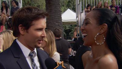 Peter Facinelli And Elizabeth Reaser: Filming The 'Breaking Dawn' Wedding Scene Was A 'Nightmare'