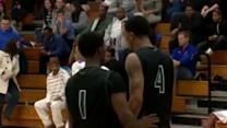 Trinity uses late run to beat Lexington Lafayette