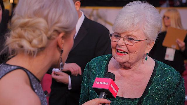 June Squibb on Her