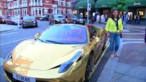 London council cracks down on wealthy drivers showing off their supercars