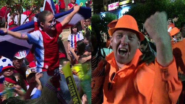 Football: Krul saves Netherlands as Costa Rica downed