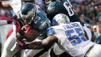 Will improved Lions defense stump Shady?