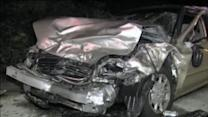 1 dead, 6 injured in 3-car crash on Lincoln Drive