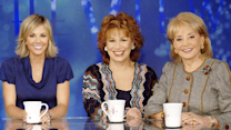 Barbara Walters Talks Joy Behar and Elisabeth Hasselbeck Leaving The View